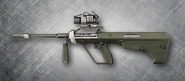Assault Rifles - AUG A1