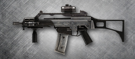 Assault Rifles - G36C