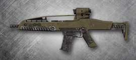 Assault Rifles - XM8