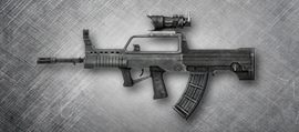 Assault Rifles - QBZ-95