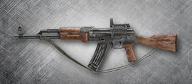 Assault Rifles - T-56 Assault    Rifle