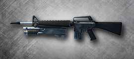 Assault Rifles - M16