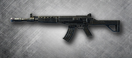 Assault Rifles - QBZ-03